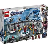 Iron Man Hall of Armour Lego