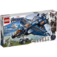 Avengers Ultimate Quinjet Lego