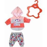 Joggingpak Trend Baby Born: rood/roze