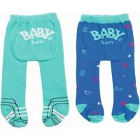 Maillot Trend Baby Born: blauw/groen