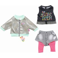 Outfit City Baby Born