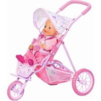 Poppenwagen driewieler Baby Born