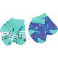 Sokken Trend Baby Born: groen
