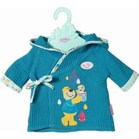 Badjas Baby Born: blauw