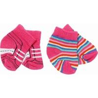 Sokken Trend Baby Born: roze