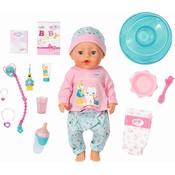 Badpop Soft Touch Baby Born 43 cm: Girl