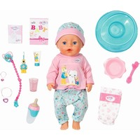 Badpop Soft Touch Baby Born 43 cm: Girl