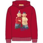 Sweater Buurman en Buurman: rood