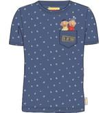 Buurman en Buurman T-shirt Buurman en Buurman: blauw maat 122/128