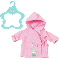 Badjas Baby Born: roze