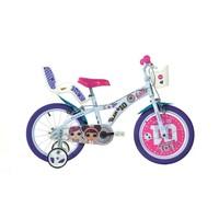 Kinderfiets Dino Bikes LOL: 16 inch