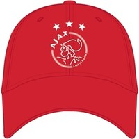 Cap ajax senior rood