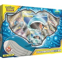 Pokemon GX box: Towering Splash