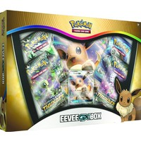 Pokemon GX box: Eevee