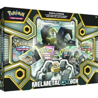 Pokemon GX box: Melmetal
