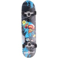 Skateboard Black Hole Move Graffity 79 cm/ABEC7