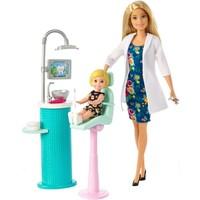 Tandartspop en accessoires Barbie