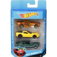 Giftset Hotwheels: 3-pack