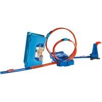 Track Builder Hotwheels: Loopingsset