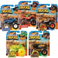 Monster Trucks Hotwheels: 1:64