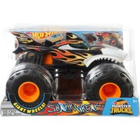 Monster Trucks Hotwheels: Shark Wreak 1:24