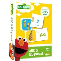 Spel Sesamstraat 3 in 1