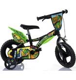 Dino Bikes Kinderfiets Dino Bikes dinosaurus: 12 inch
