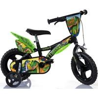 Kinderfiets Dino Bikes dinosaurus: 12 inch