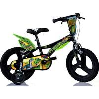 Kinderfiets Dino Bikes dinosaurus: 16 inch