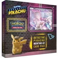 Pokemon GX box: Detective Pikachu - Mewtwo
