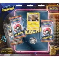 Pokemon blister: Detective Pikachu met 4-pocket