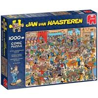 Puzzel JvH: NK Legpuzzelen 1000 stukjes