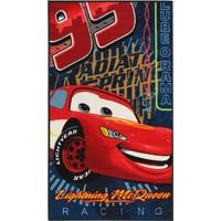 Vloerkleed Cars Lightning McQueen: 140x80 cm