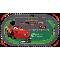 Vloerkleed Cars Racing: 170x100 cm