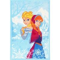 Vloerkleed Frozen: 140x80 cm