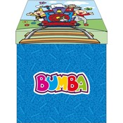 Opbergstoel opvouwbaar Bumba: 30x30x30 cm