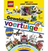 LEGO License Boek Lego: geweldige voertuigen