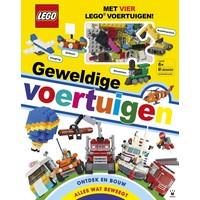 Boek Lego: geweldige voertuigen