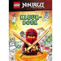 Kleurboek Lego Ninjago