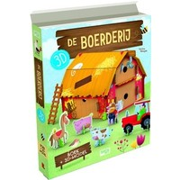 Boek Sassi: Bouw een boerderij 3d
