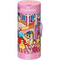 Boek + puzzel Sassi: Prinsessenbal 100 stukjes