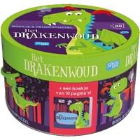 Boek + puzzel Sassi: Drakenwoud 30 stukjes