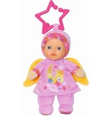 Baby Born Pop Angel For Babies Baby Born 18 cm: roze