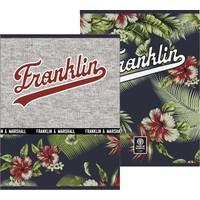 Schrift Franklin and Marshall Boys A5 gelijnd: 3-pack