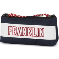 Etui Franklin & Marshall Girls blue 10x21x6 cm