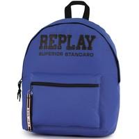 Rugzak Replay Boys blauw 40x30x15 cm