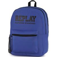 Rugzak Replay Boys blauw 45x33x18 cm