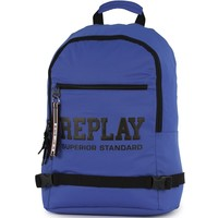 Rugzak Replay Boys blauw 21x35 cm