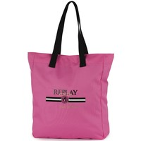 Shopper Replay Girls roze 31x37x4 cm