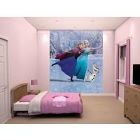 Disney Frozen Stickerbehang Mural Walltastic: 245x185 cm